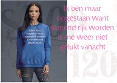 Sweater slapend rijk www.shop120.be