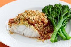 Baked Parmesan Fish   1mrecipes