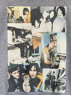 Vintage Tees, 1990s, Rock, Movies, Movie Posters, Art, Art Background, Film Poster, Films