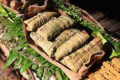 cinavu, Rukai, aboriginal food, Taiwan 魯凱族 「奇那富」