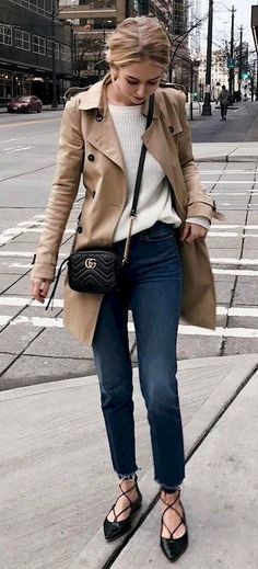 Nice 62 Best Everyday Casual Outfit Ideas You Need https://bitecloth.com/2017/10/14/62-best-everyday-casual-outfit-ideas-need/