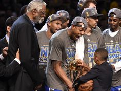 Warriors win NBA title through sacrifice, continuity