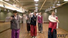 JJCC - 질러(Fire) 안무영상 Dance Practice (Eye Contact ver.)