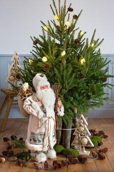 Nature Christmas ambience,styliste Philippe de Stefano for botanic