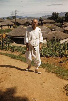 Old Man, 1956 | Flickr - Photo Sharing!