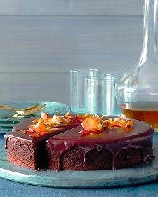 You won't taste the pureed beets, but they make this cake extra moist and play up its deep chocolate flavor.