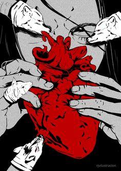 INKTOBER 04 by Rajoviarbu.deviantart.com on @DeviantArt
