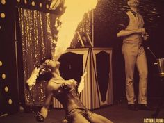 vintage fire breathers - Google Search