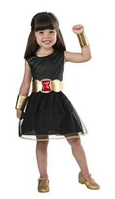 Marvel Universe Black Widow Costume Tutu Dress, Child's Small *** Continue to the product at the image link.