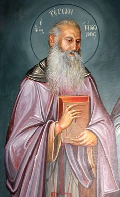 elder Iakovos of Evia_Старец Иаков (Тсаликис) Эвбейский -Γ.