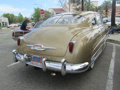Classic Car Garage, Classic Cars, Hudson Car, Hudson Hornet, Cool Old Cars, American Motors, Sweet Cars, Car Show, Motor Car