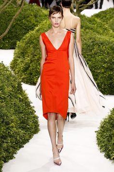 Défilé Dior - Défilé Haute Couture Printemps-Eté Paris 2013