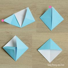 Shark Corner Bookmark - Easy Peasy and Fun