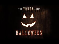 Should Christians Celebrate Any Version of Halloween? - Passion For Truth Ministries - YouTube
