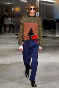 Sfilata Moda Uomo Prada Milano - Primavera Estate 2016 - Vogue