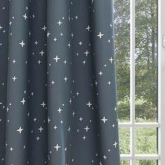 Stars Kids & Nursery Blackout Curtains - Glitter Burst – TeepeeJoy
