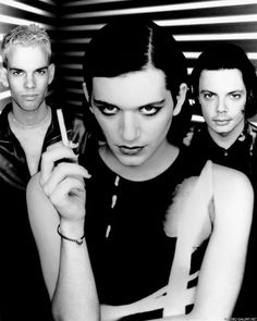 Placebo: a bit old school, but really and truly bittersweet melancholy.