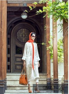 Tehran # street style # women fashion # stylish # smartly dressed