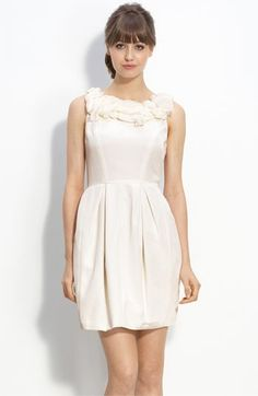 Taylor Dresses Bengaline Party Dress   Nordstrom - StyleSays