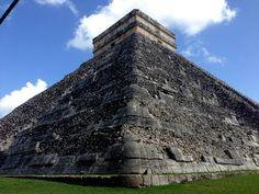 Chichen Itza.  Yucatán, Mexico.