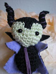 Malefice #amigurumi