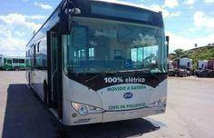 SÉRGIO JOSÉ- ÔNIBUS ALAGOAS: Belém Terá 39 ônibus Elétricos a partir de Agosto....