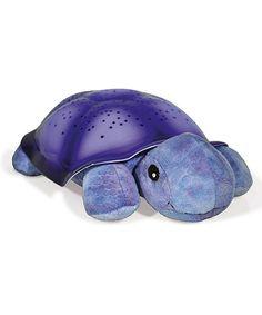 Purple Twilight Turtle Constellation Night-Light