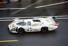 Salzburg Porsche 917LH #042 de V.Elford / K.Ahrens Jr. Le Mans 70.