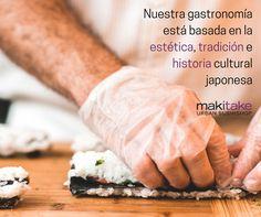 Nuestra gastronomía está basada en la estética, tradición e historia cultural japonesa 🍣 Solicita tu pedido mediante nuestra APP y podrás disfrutar de multitud de ofertas y promociones. 📱 Descarga nuestra APP aquí > sushisabadell.com