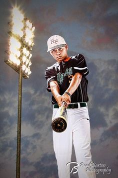 Trendy Ideas For Sport Photography Baseball Senior Photos Baseball Senior Pictures, Softball Photos, Baseball Photos, Sports Pictures, Senior Photos, Baseball Photo Ideas, Senior Portraits, Volleyball Pictures, Cheer Pictures