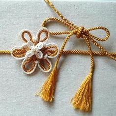 着物 紐 - Google 検索 Kimono, Tassel Necklace, Macrame, Tassels, Handmade, Crafts, Jewelry, Necklaces, Craft