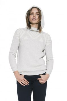 Stefani hoodie by one grey day- Inspired by the comfort of fleece hoodies, Stefani is our rendition of the urban graphic hoodie. Fleece Hoodie, Pullover, Graphic Sweaters, Hoodies, Sweatshirts, Grey Sweater, Grey And White, Turtle Neck, Urban
