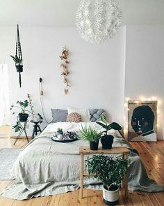 Boho beauty #bedroom