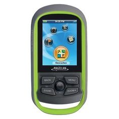 HANDHELD GPS DEVICE EXCLUSIVELY FOR GEOCACHING