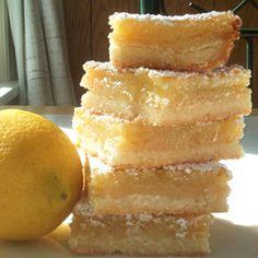Lemon Square Bars Allrecipes.com