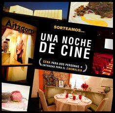 """Vive """"Una noche de cine"""" en el Zinemaldia 2016. Sorteo de un planazo, con entradas para la película """"As you are"""" de la sección oficial y cena-menú degustación en el Restaurante Aitzgorri. #zinemaldia #restaurante #asyouare #cena #menú"""
