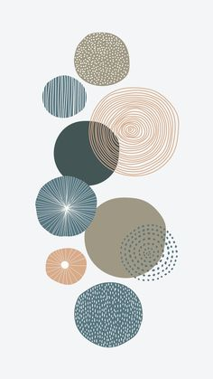 Download premium vector of Round patterned doodle background vector by Sicha about wallpaper, geometric shapes, sketch, iphone wallpaper, and circle pattern 844910