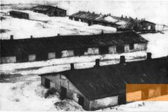 Kharkov, 1942, Barracks located at the tractor factory site, On 14 December, the Stadtkommandant ordered the Jewish population to be concentrated in a hut settlement near the Kharkov Tractor Factory. In two days, 20,000 Jews were gathered there. Sonderkommando 4a, commanded by SS-Standartenführer Paul Blobel, of Einsatzgruppe C started shooting the first of them in December, then continuing to kill them throughout January in a gas van. This was a modified truck that fitted 50 people in it;
