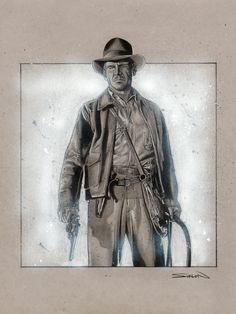 Indiana Jones - Randy Siplon