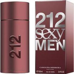a288d44c564 212 Sexy by Carolina Herrera for Men - Eau de Toilette