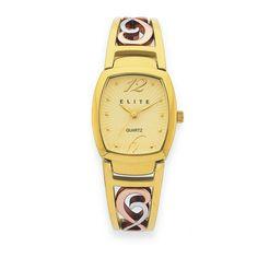 Elite Watch Gemstone Jewelry, Bracelet Watch, Jewels, Gemstones, Watches, Diamond, Bracelets, Silver, Gold