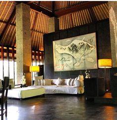 Bvlgari Bali Lobby