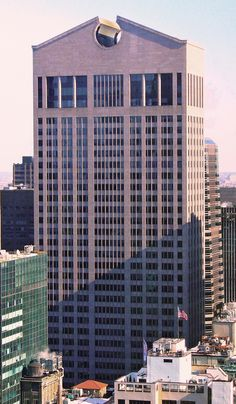 Sony Building, New York, by architect Philip Johnson and partner John Burgee, and was completed in 1984.