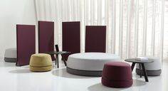 Teknion designs products that work across boundaries, furniture that works wherever you work.