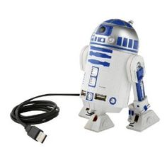 Underground Toys Star Wars R2-D2 USB Hub