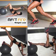 Natalie Eva Marie - MFit Fire Ad Campaign