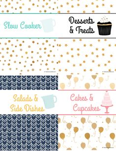 How to Make a Recipe Binder with Free DIY Recipe Binder Printables - Organize all of your favorite recipes and recipes you want to try in one cute place with these cute, pretty, and practical DIY Recipe Binder Printables in 4 different colors. Printable Recipe Cards, Printable Planner, Free Printables, Binder Covers Free, Scrapbook Recipe Book, Planning Budget, Meal Planning, Recipe Organization, Binder Organization