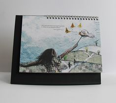 HDI 2014 Calendar by Rara Carrillo, via Behance
