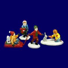 "Department 56: Products - ""Christmas Children"" - View Accessories"