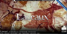 Great website for learning about cave art - virtual tour through the Lascaux Caves.  www.lascaux.culture.fr